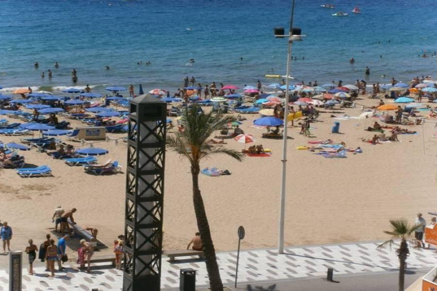 Benidorm,Alicante,España,2 Bedrooms Bedrooms,2 BathroomsBathrooms,Apartamentos,25896