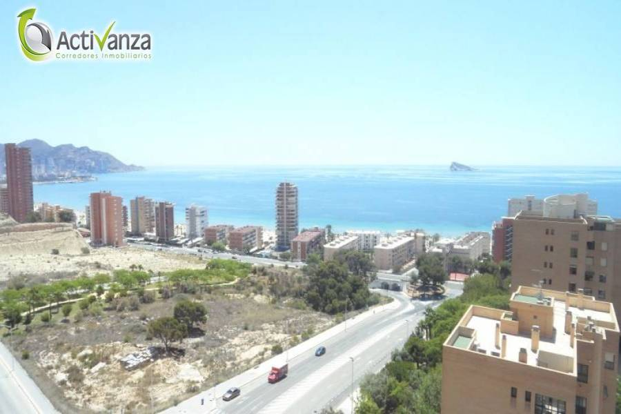 Benidorm,Alicante,España,3 Bedrooms Bedrooms,2 BathroomsBathrooms,Apartamentos,25903