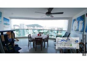 Cartagena de Indias,Bolivar,Colombia,3 Bedrooms Bedrooms,5 BathroomsBathrooms,Apartamentos,3366