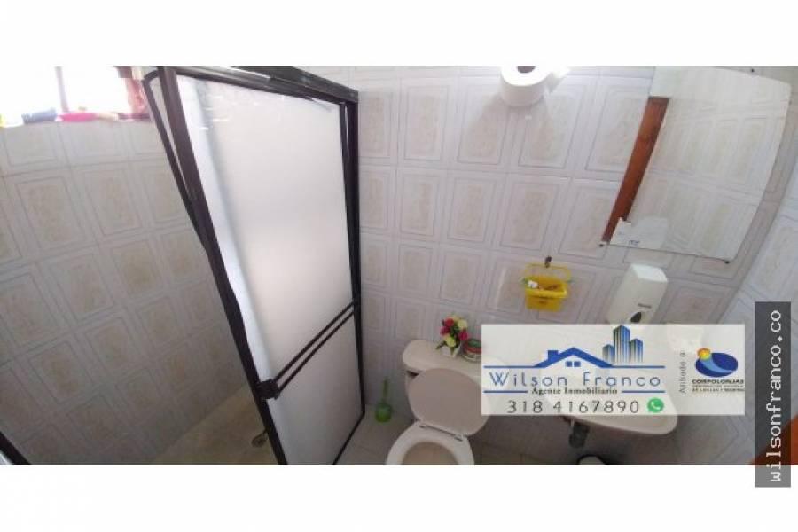 Cartagena de Indias,Bolivar,Colombia,3 Bedrooms Bedrooms,1 BañoBathrooms,Casas,3371
