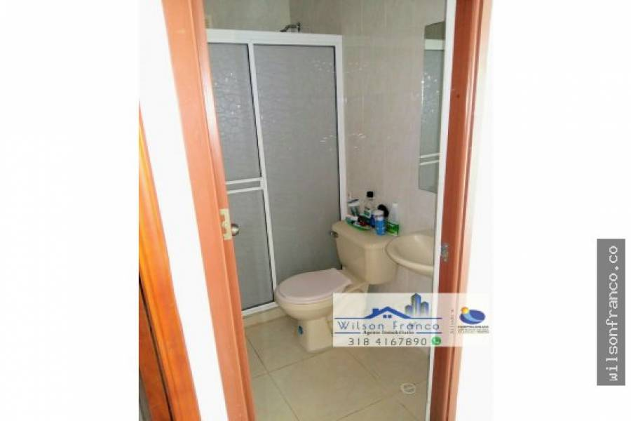 Cartagena de Indias,Bolivar,Colombia,3 Bedrooms Bedrooms,2 BathroomsBathrooms,Apartamentos,3372