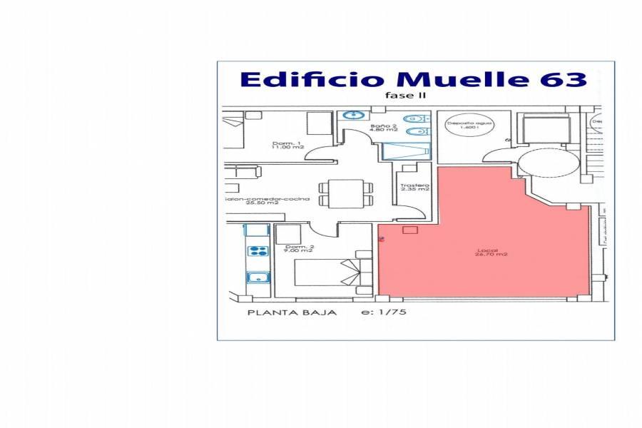 Santa Pola,Alicante,España,Apartamentos,26643