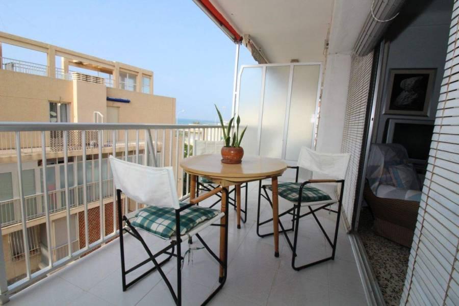 Santa Pola,Alicante,España,2 Bedrooms Bedrooms,1 BañoBathrooms,Apartamentos,26648
