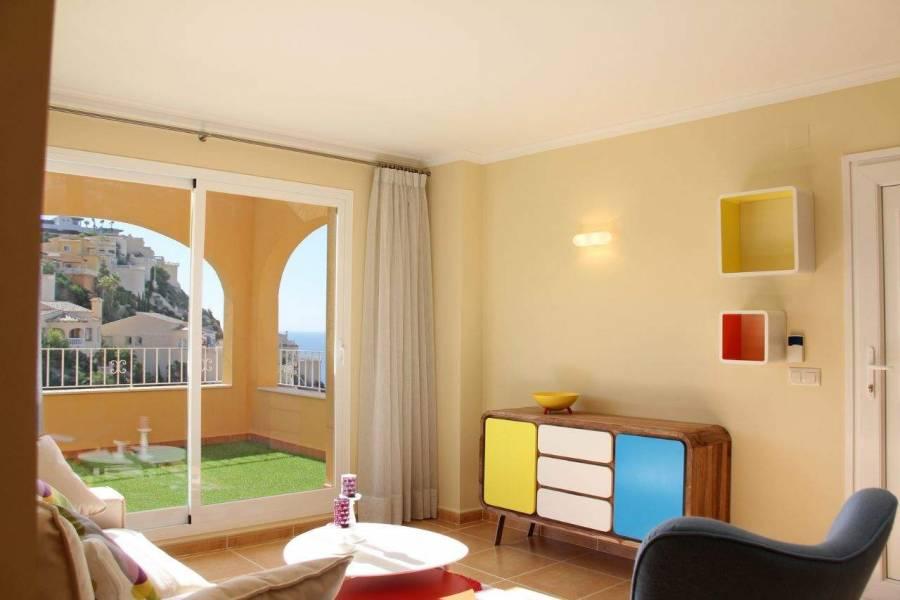 Benitachell,Alicante,España,2 Bedrooms Bedrooms,1 BañoBathrooms,Apartamentos,26676