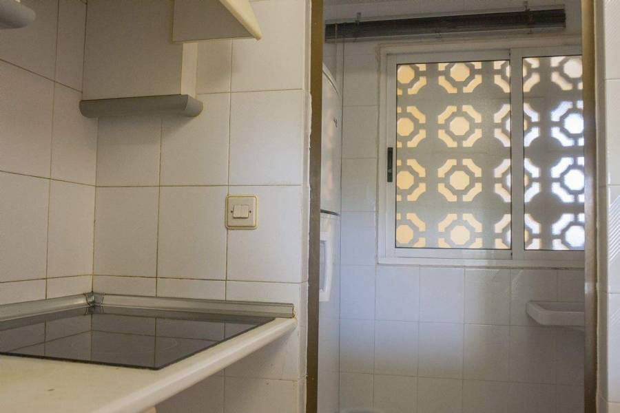 Benidorm,Alicante,España,1 Dormitorio Bedrooms,1 BañoBathrooms,Apartamentos,26681