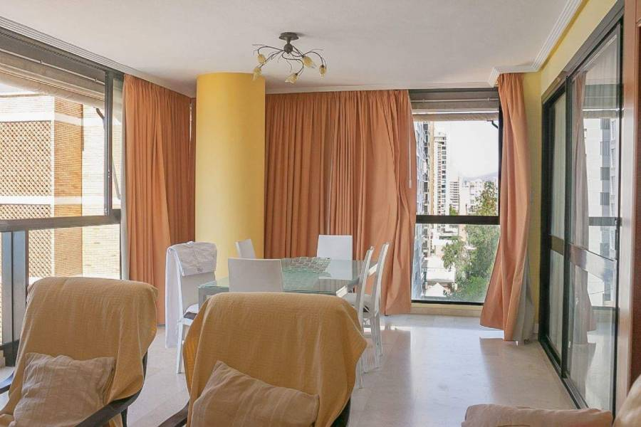 Benidorm,Alicante,España,3 Bedrooms Bedrooms,2 BathroomsBathrooms,Apartamentos,26682