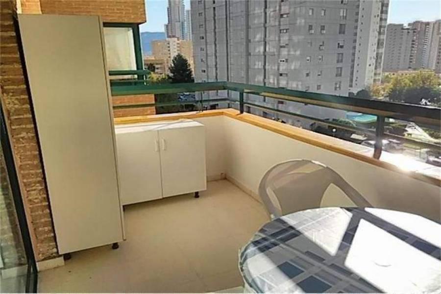 Benidorm,Alicante,España,1 Dormitorio Bedrooms,1 BañoBathrooms,Apartamentos,26721