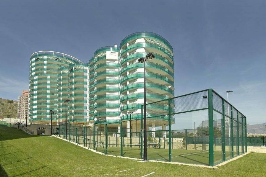 Villajoyosa,Alicante,España,1 Dormitorio Bedrooms,1 BañoBathrooms,Apartamentos,26768