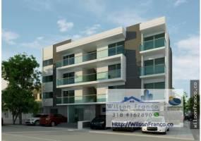 Cartagena de Indias,Bolivar,Colombia,3 Bedrooms Bedrooms,2 BathroomsBathrooms,Apartamentos,3401