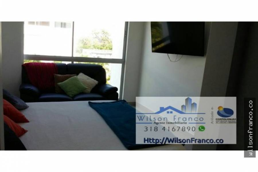 Cartagena de Indias,Bolivar,Colombia,3 Bedrooms Bedrooms,2 BathroomsBathrooms,Apartamentos,3408