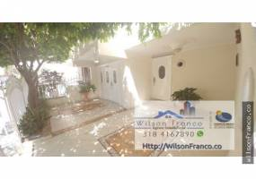 Cartagena de Indias,Bolivar,Colombia,3 Bedrooms Bedrooms,3 BathroomsBathrooms,Casas,3409