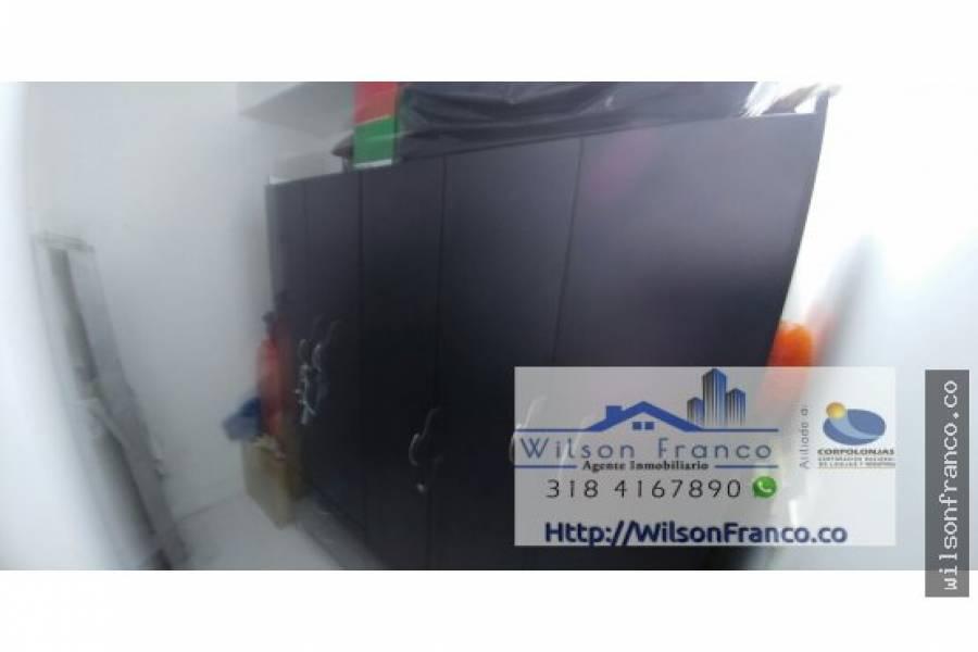 Cartagena de Indias,Bolivar,Colombia,2 Bedrooms Bedrooms,1 BañoBathrooms,Apartamentos,3411