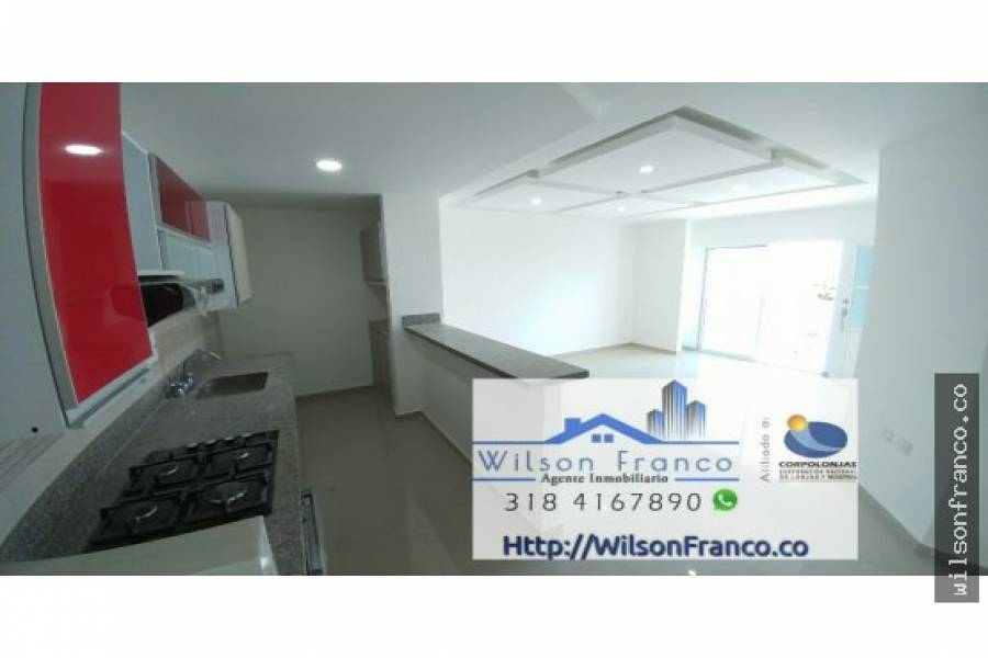 Cartagena de Indias,Bolivar,Colombia,3 Bedrooms Bedrooms,2 BathroomsBathrooms,Apartamentos,3417