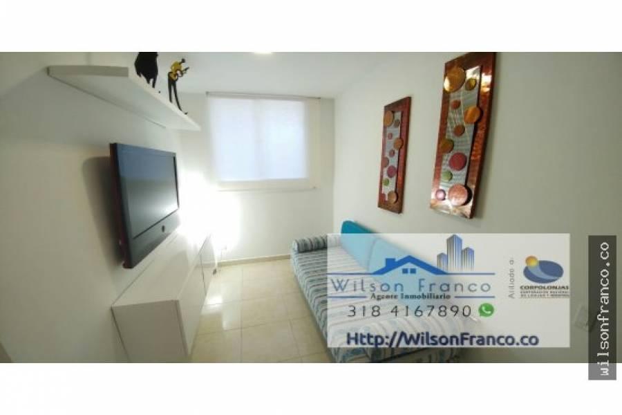 Cartagena de Indias,Bolivar,Colombia,Apartamentos,3418