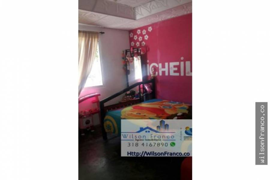 Cartagena de Indias,Bolivar,Colombia,3 Bedrooms Bedrooms,1 BañoBathrooms,Casas,3419