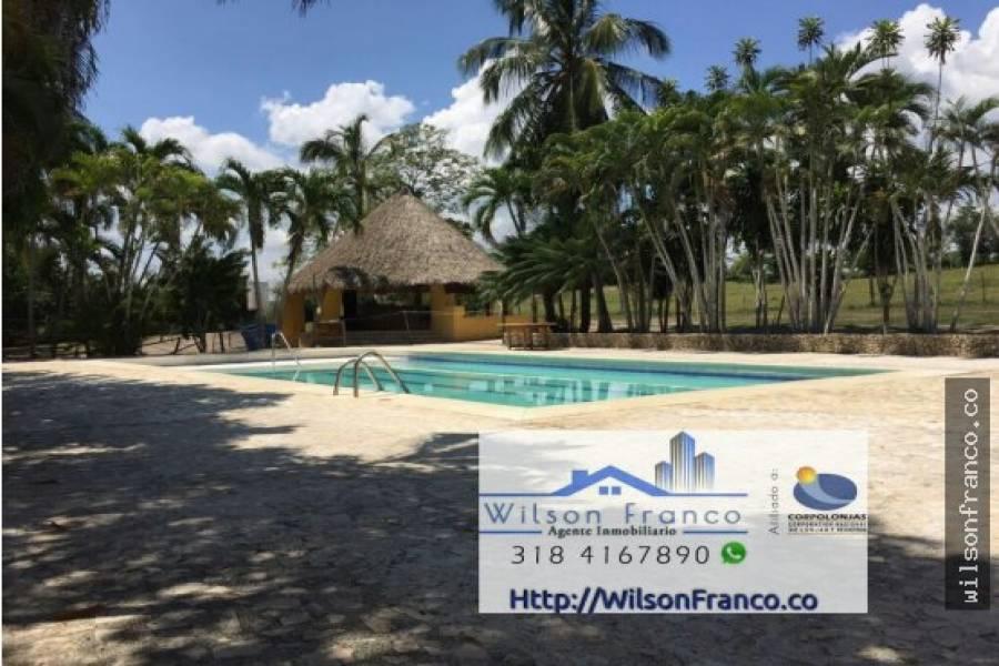 Villanueva,Bolivar,Colombia,Fincas-Villas,3432