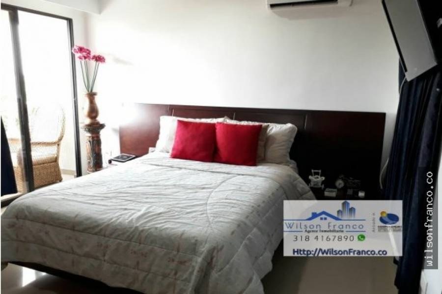 Cartagena de Indias,Bolivar,Colombia,3 Bedrooms Bedrooms,2 BathroomsBathrooms,Apartamentos,3444