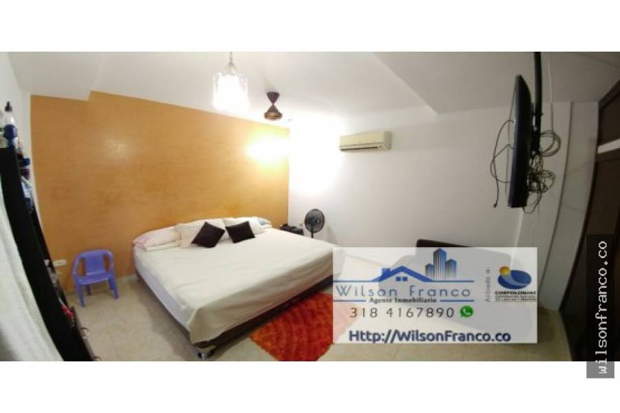 Cartagena de Indias,Bolivar,Colombia,3 Bedrooms Bedrooms,4 BathroomsBathrooms,Casas,3445