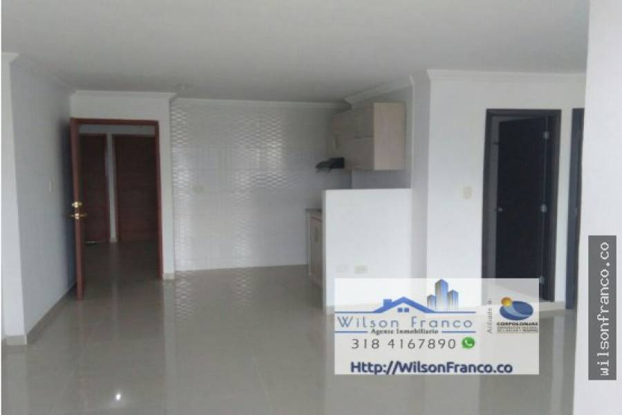 Cartagena de Indias,Bolivar,Colombia,2 Bedrooms Bedrooms,2 BathroomsBathrooms,Apartamentos,3447