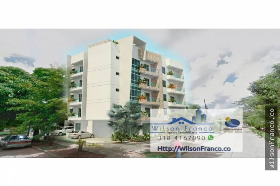 Turbaco,Bolivar,Colombia,3 Bedrooms Bedrooms,2 BathroomsBathrooms,Apartamentos,3449