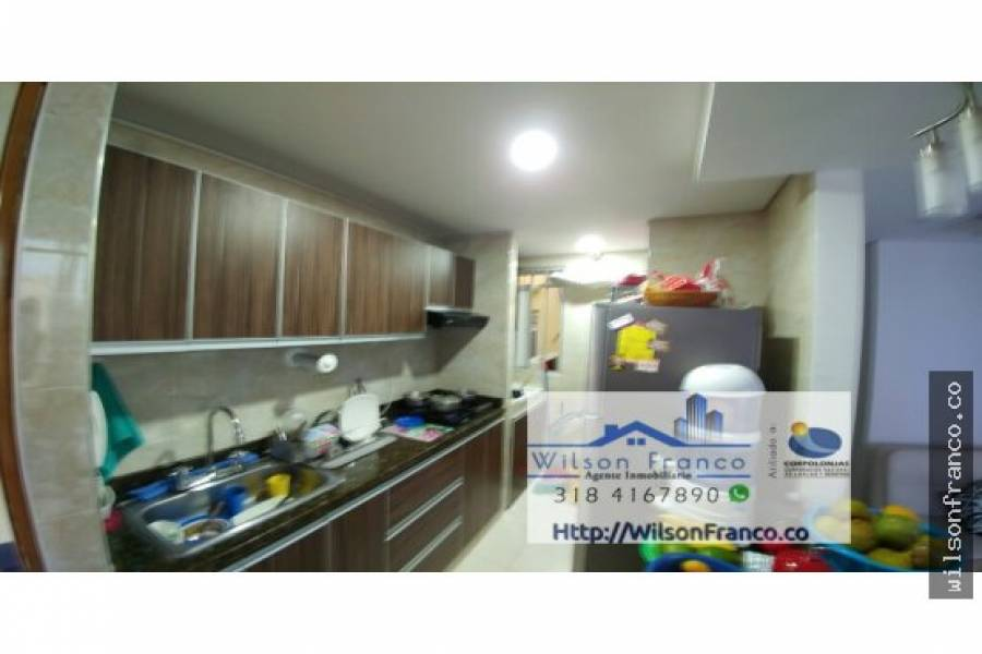 Cartagena de Indias,Bolivar,Colombia,3 Bedrooms Bedrooms,2 BathroomsBathrooms,Apartamentos,3452