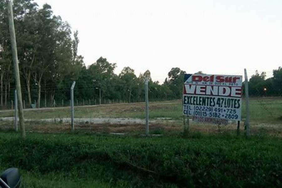 Centro Agricola El Pato,Buenos Aires,Lotes,544 entre 619 y 621,1245