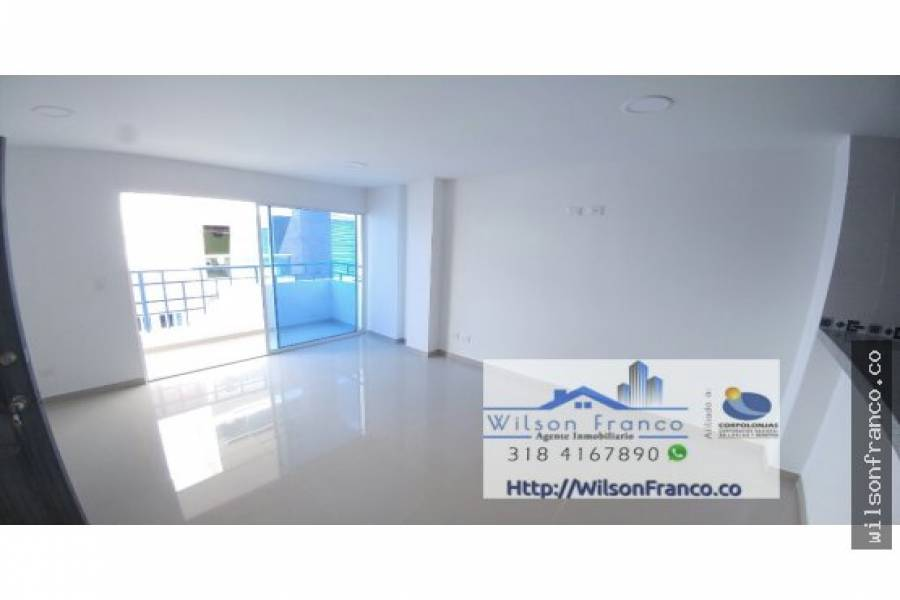 Cartagena de Indias,Bolivar,Colombia,3 Bedrooms Bedrooms,2 BathroomsBathrooms,Apartamentos,3459