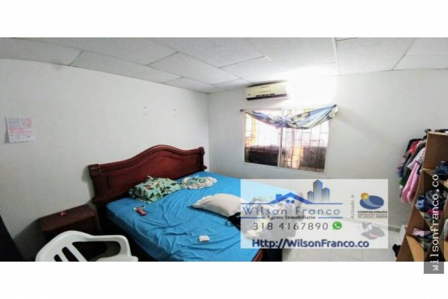 Cartagena de Indias,Bolivar,Colombia,4 Bedrooms Bedrooms,2 BathroomsBathrooms,Casas,3469