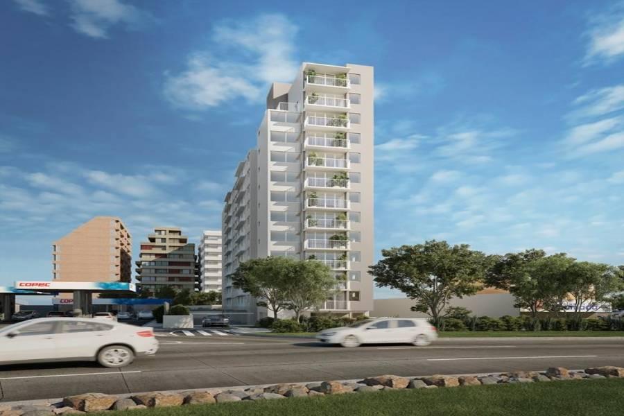 Santiago,XIII - Región Metropolitana de Santiago,Chile,1 Dormitorio Habitaciones,1 BañoBaños,Apartamentos,Tomas Moro,3514