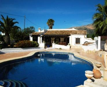 La Xara,Alicante,España,3 Bedrooms Bedrooms,2 BathroomsBathrooms,Casas,28837