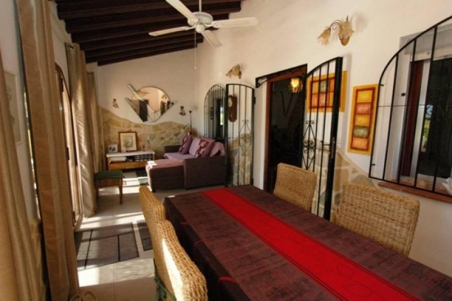 La Xara,Alicante,España,3 Bedrooms Bedrooms,2 BathroomsBathrooms,Casas,28837