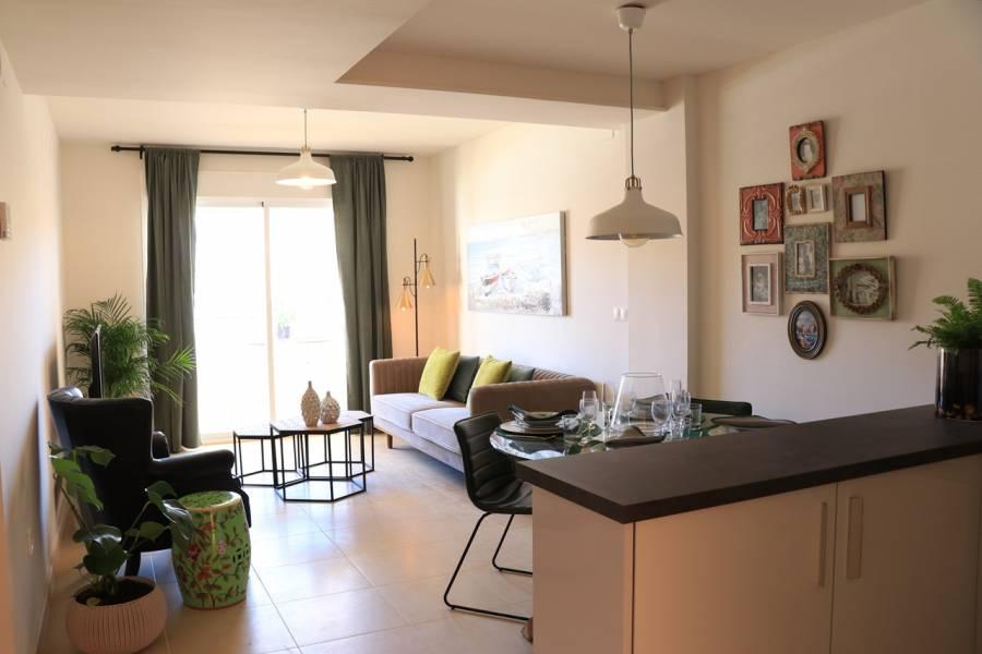 Santa Pola,Alicante,España,2 Bedrooms Bedrooms,2 BathroomsBathrooms,Apartamentos,28950