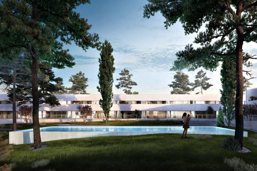 Torrevieja,Alicante,España,2 Bedrooms Bedrooms,2 BathroomsBathrooms,Apartamentos,28997