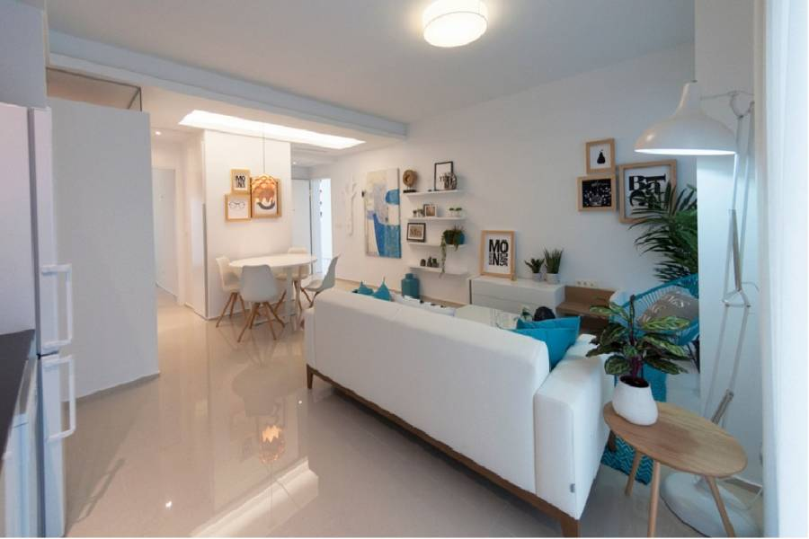 Guardamar del Segura,Alicante,España,2 Bedrooms Bedrooms,2 BathroomsBathrooms,Apartamentos,29009