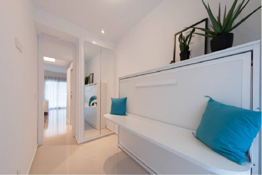 Guardamar del Segura,Alicante,España,2 Bedrooms Bedrooms,2 BathroomsBathrooms,Apartamentos,29010