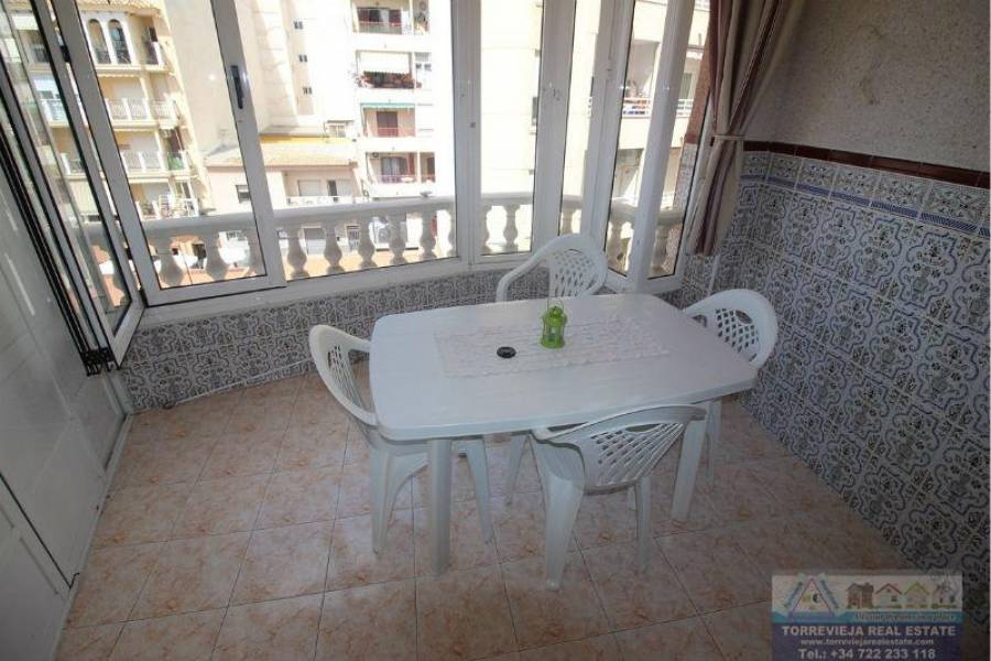 Torrevieja,Alicante,España,3 Bedrooms Bedrooms,2 BathroomsBathrooms,Apartamentos,29061