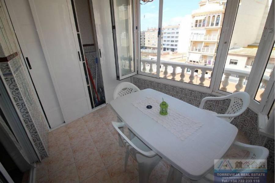 Torrevieja,Alicante,España,3 Bedrooms Bedrooms,2 BathroomsBathrooms,Apartamentos,29061