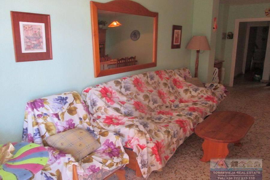Torrevieja,Alicante,España,3 Bedrooms Bedrooms,2 BathroomsBathrooms,Apartamentos,29070