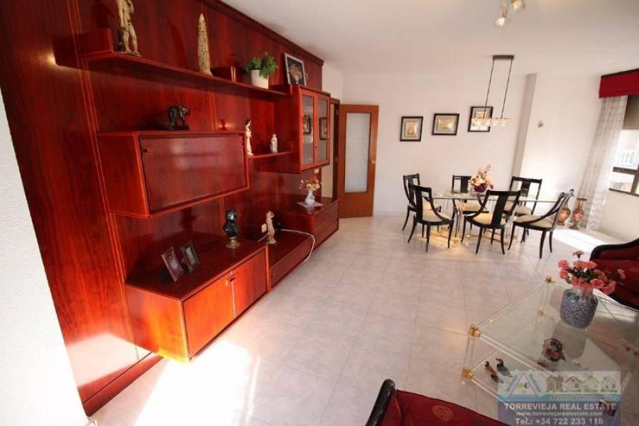 Torrevieja,Alicante,España,3 Bedrooms Bedrooms,2 BathroomsBathrooms,Apartamentos,29096