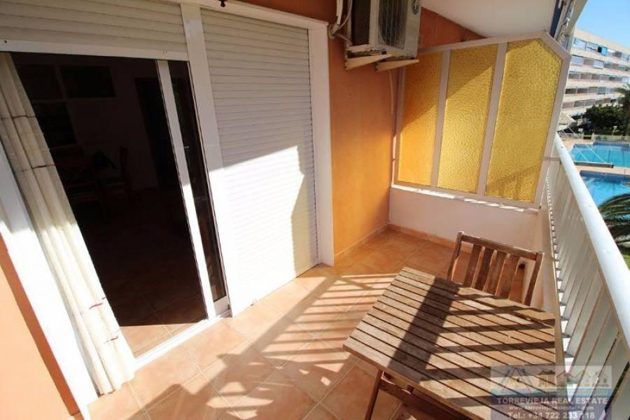 Torrevieja,Alicante,España,1 Dormitorio Bedrooms,1 BañoBathrooms,Apartamentos,29098