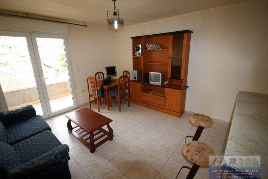 Torrevieja,Alicante,España,2 Bedrooms Bedrooms,1 BañoBathrooms,Apartamentos,29122