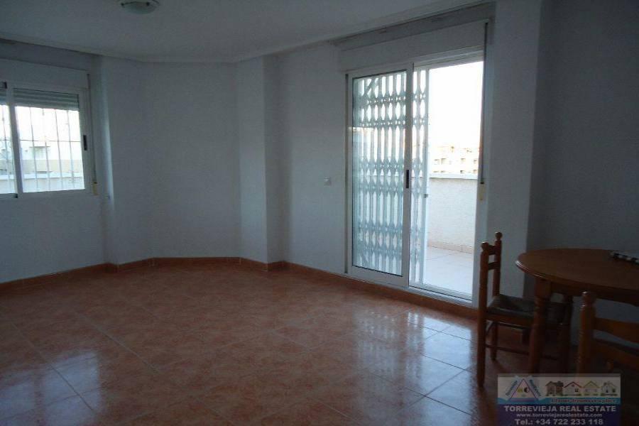 Torrevieja,Alicante,España,4 Bedrooms Bedrooms,2 BathroomsBathrooms,Atico,29133