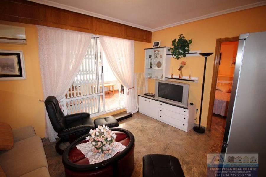 Torrevieja,Alicante,España,1 Dormitorio Bedrooms,1 BañoBathrooms,Apartamentos,29174