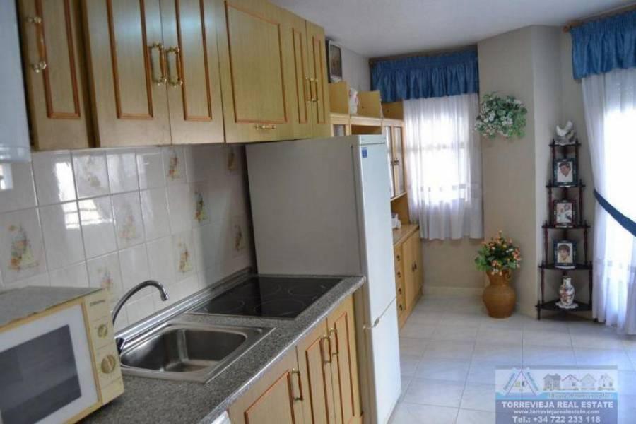Torrevieja,Alicante,España,1 Dormitorio Bedrooms,1 BañoBathrooms,Apartamentos,29189
