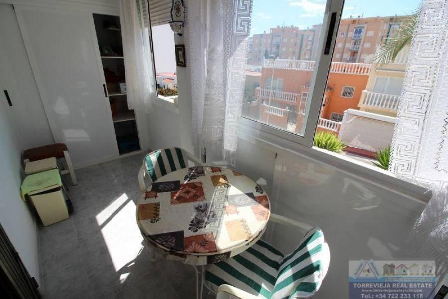 Torrevieja,Alicante,España,1 Dormitorio Bedrooms,1 BañoBathrooms,Apartamentos,29196