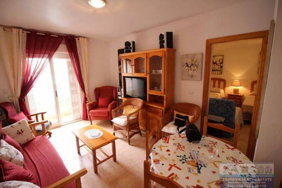 Torrevieja,Alicante,España,1 Dormitorio Bedrooms,1 BañoBathrooms,Apartamentos,29197
