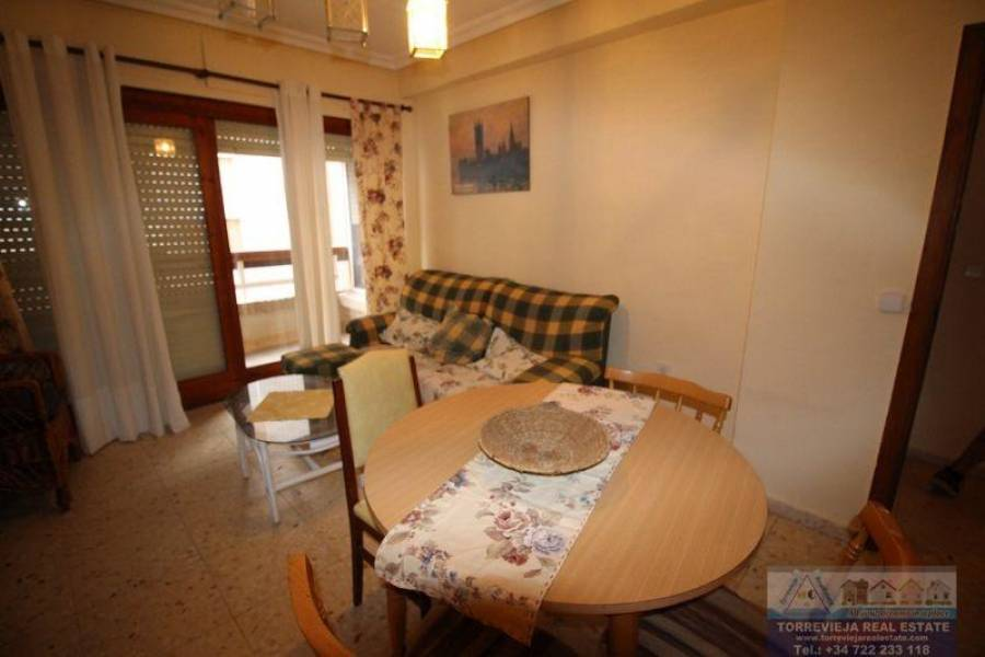 Torrevieja,Alicante,España,3 Bedrooms Bedrooms,1 BañoBathrooms,Apartamentos,29200