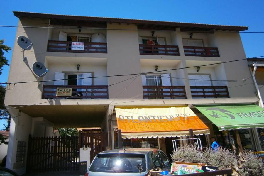 Mar del Tuyu,Buenos Aires,Argentina,1 Dormitorio Bedrooms,1 BañoBathrooms,Apartamentos,AV 58,1,29224