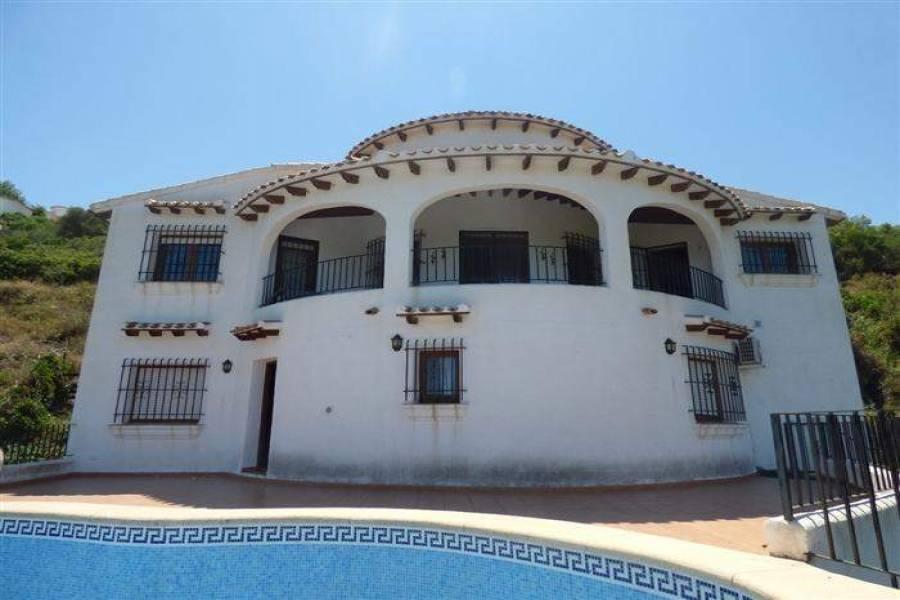 El Rafol d'Almunia,Alicante,España,4 Bedrooms Bedrooms,4 BathroomsBathrooms,Chalets,29346