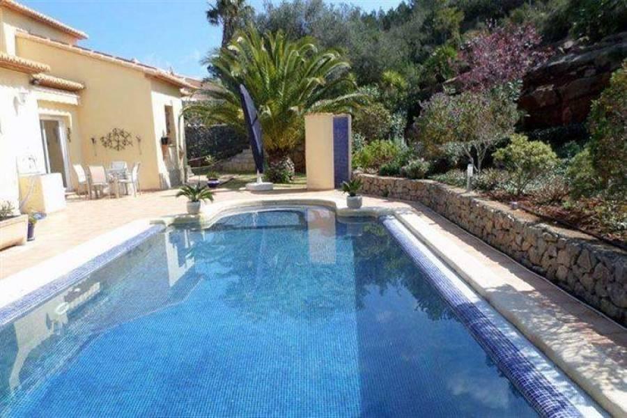 Pedreguer,Alicante,España,3 Bedrooms Bedrooms,3 BathroomsBathrooms,Chalets,29366